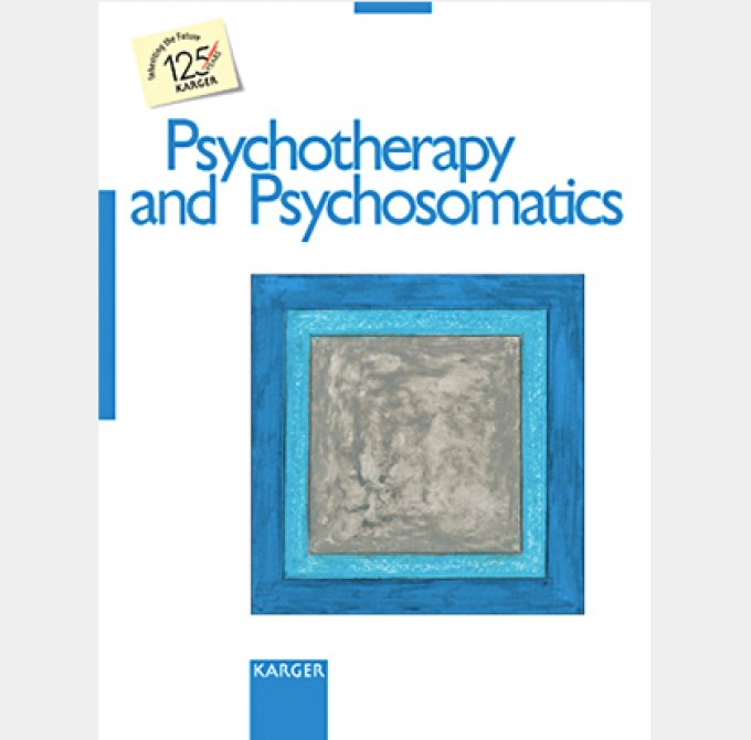 Announcement of publication on single case archive in Psychotherapy and Psychosomatics.
